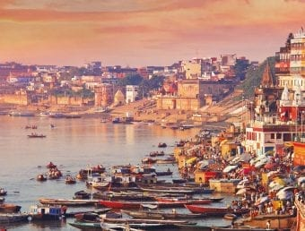 The Holy City of Varanasi, Spiritual capital of India