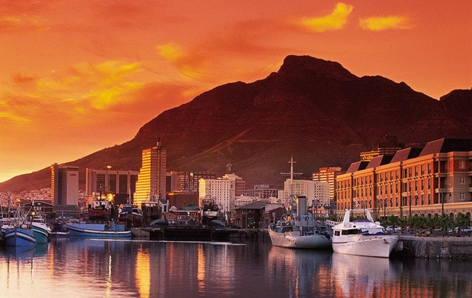 Cape Town Sunsets