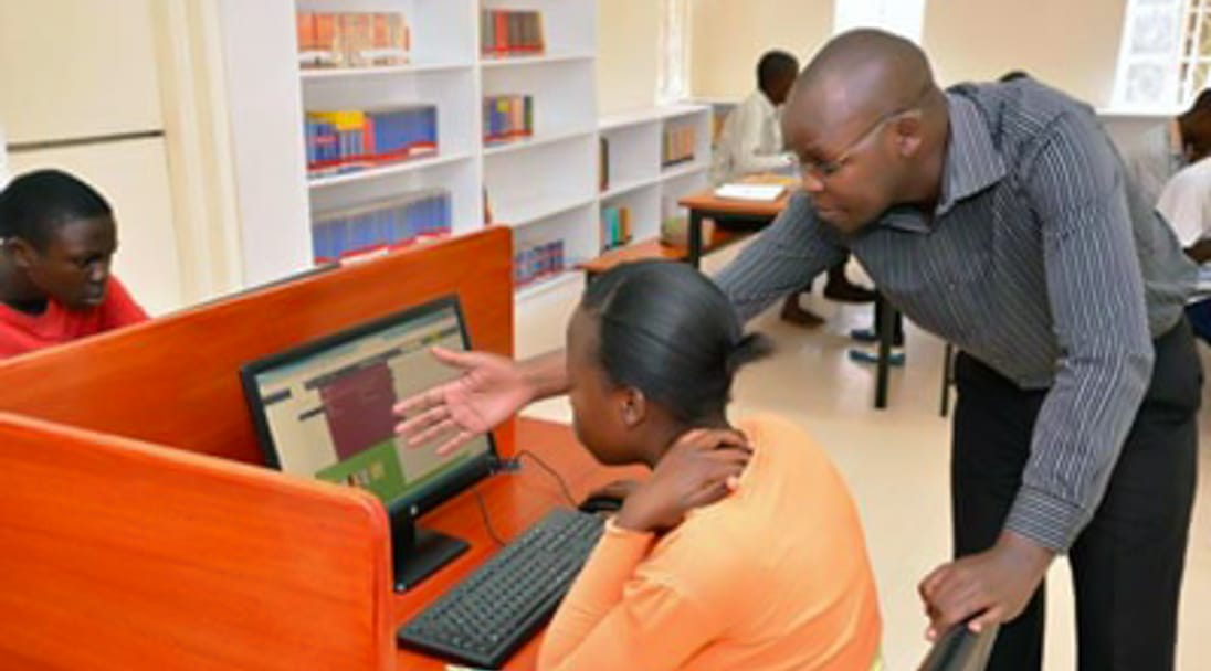 Harambee Library Learning and Resource Center
