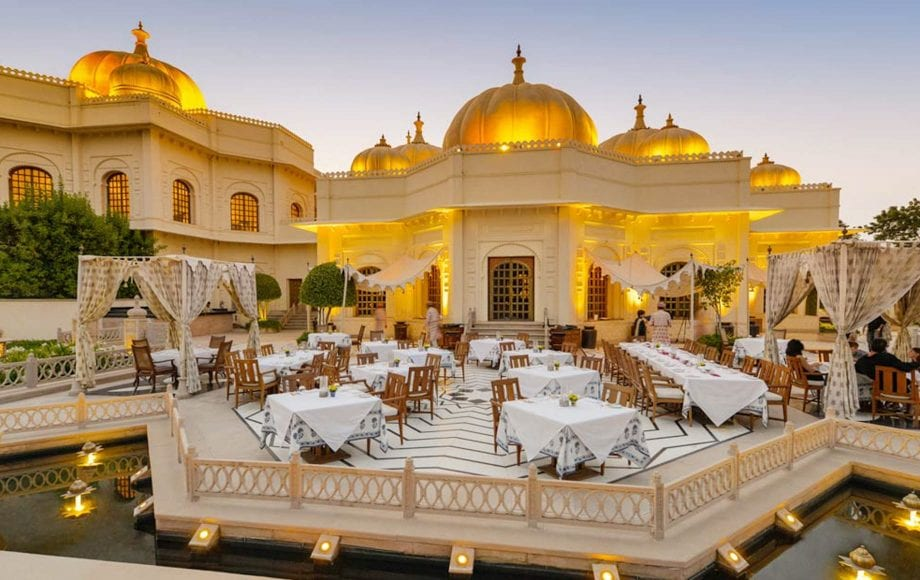 The Oberoi Udaivilas